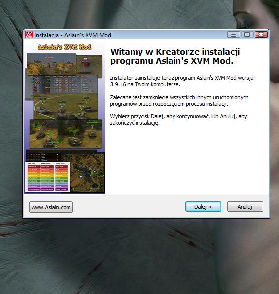 Aslain Mod Pack - przewodnik